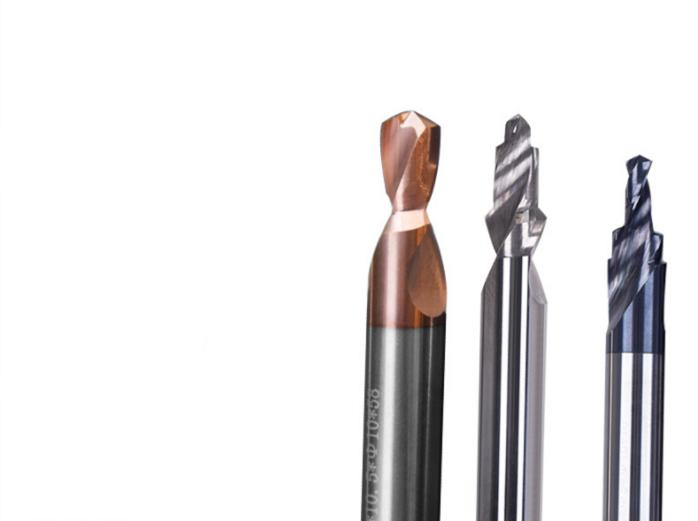 step drill bits (4)